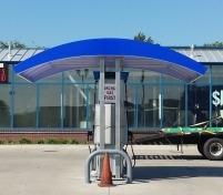 Double Vacuum Canopy