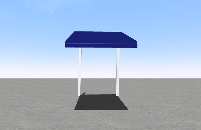 Pay Station Wedge Design